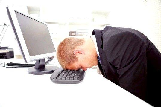 7 Правил імітації бурхливої   діяльності на роботі
