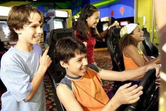 Активні ігри для дітей