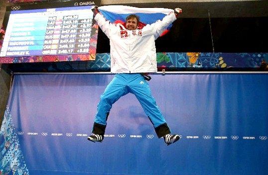 Олександр третьяков взяв олімпійське золото в скелетоні
