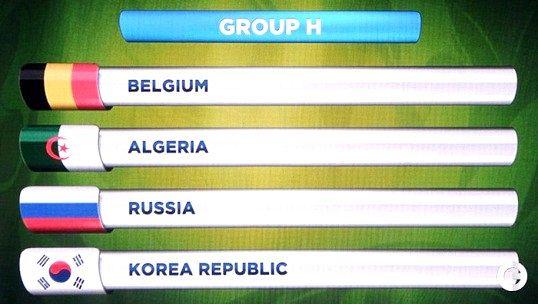 Бельгія - алжир: як стартували суперники росії на мундіалі