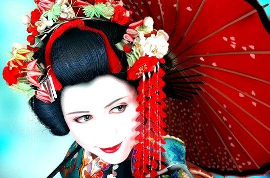 Біракан канзаши - музичне прикраса гейші