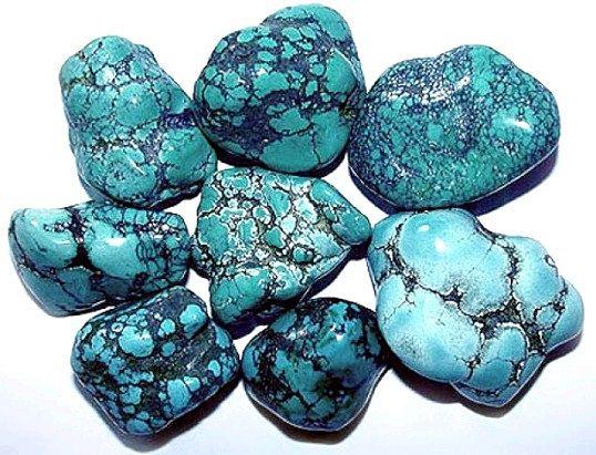 Бірюза - камінь щастя