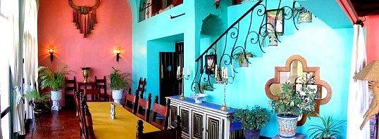 Бірюзовий колір в дизайні квартир