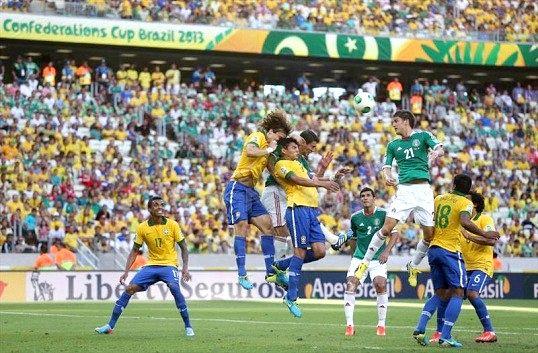 Бразилія -   мексика: як стартував другий тур чемпіонату світу