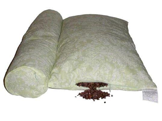 Чим корисні подушки з гречки