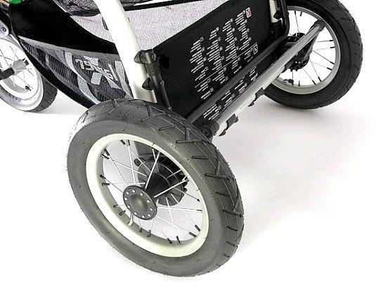 Чим змастити колеса на дитячій колясці