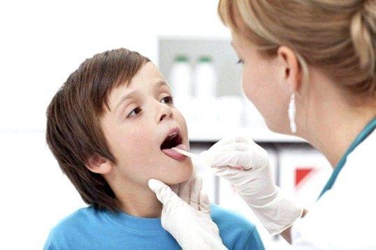 Що робити, якщо у дитини гострий фаринготрахеїт