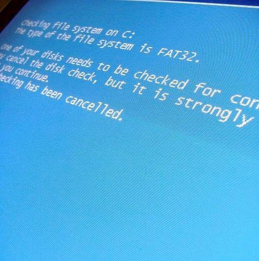 Що робити, якщо заблокувався ноутбук