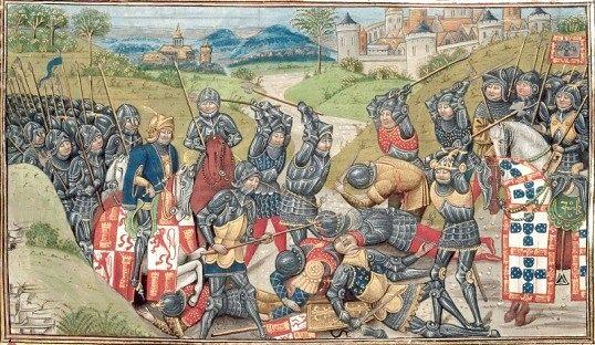 Що вивчає історія середніх віків
