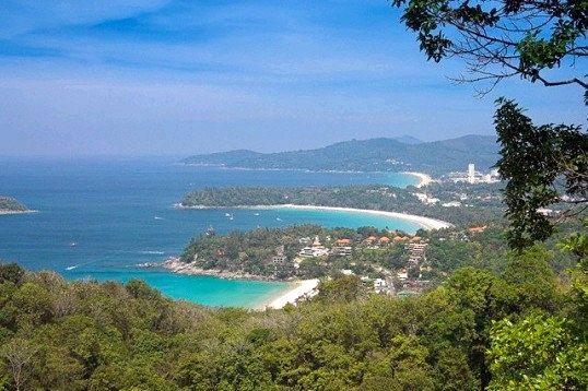 Що краще в лютому: тайланд або гоа