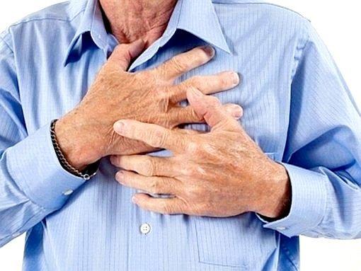 Що потрібно робити, якщо різко заболіло серце