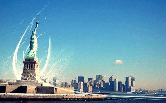 Що означає американська статуя свободи