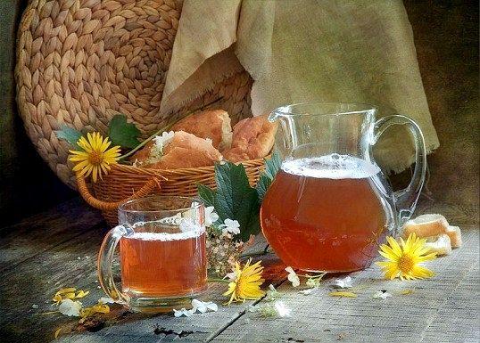 Що пили на Русі до появи чаю