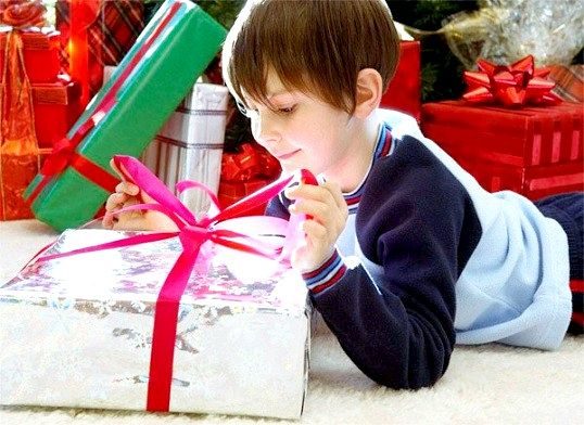 Що подарувати хлопчикові 7 років на день народження