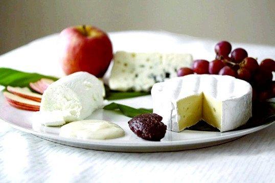 Що подати до благородних сирів