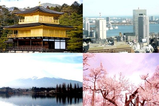 Що подивитися в Японії