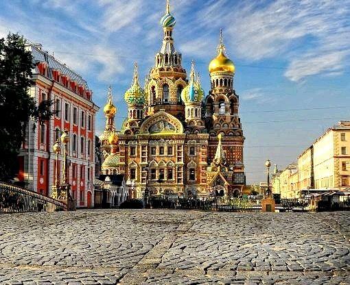 Храм Спа? Са-на-Крові? в Санкт-Петербурзі