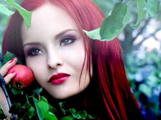 Що символізує яблуко