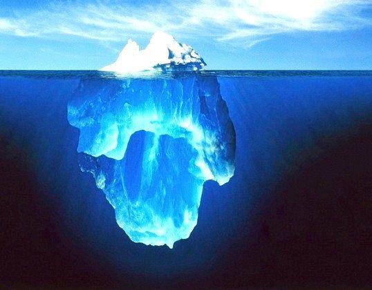 Що таке айсберг