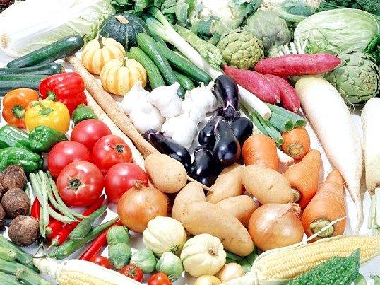 Що таке крохмалисті і некрохмалисті овочі
