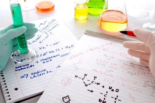 Що таке моль в хімії