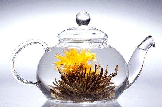 Що таке розпускається чай