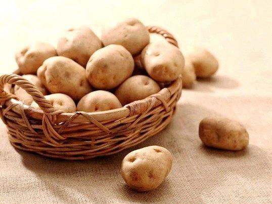 Картопля - товар Гіффена №1