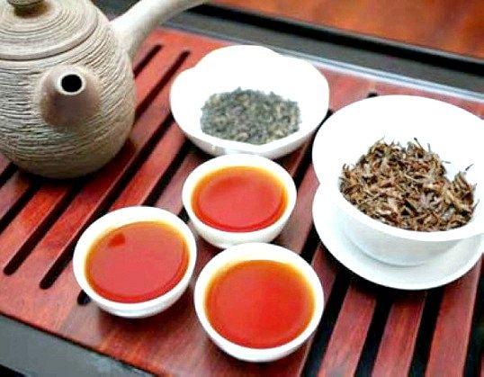 Та Хун Пао, пуер, ті гуань інь: користь і шкода екзотичних чаїв