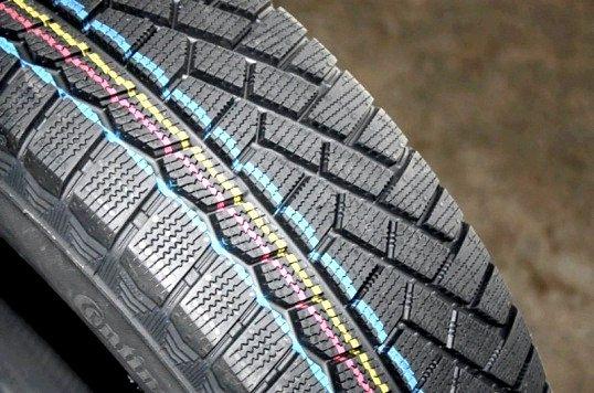 Для чого потрібен малюнок на шинах автомобіля