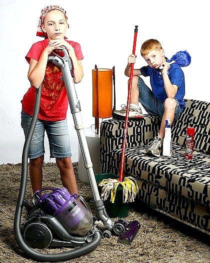 Домашні обов'язки