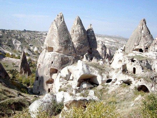 Пам'ятки Туреччині