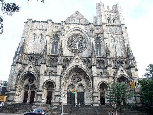Єпископальний собор Іоанна Богослова в нью-йорку: цікаві факти