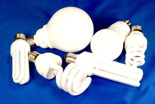 Чи є шкода від енергозберігаючих ламп