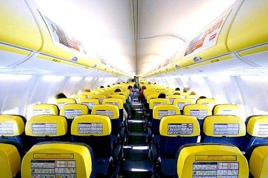 Де краще сидіти в літаку
