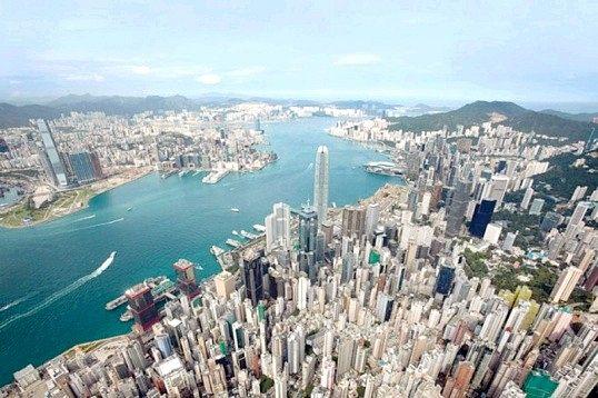 Де знаходиться Гонконг