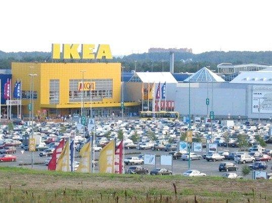 Де знаходяться магазини ІКЕА в москві