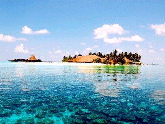 Де знаходяться Мальдіви