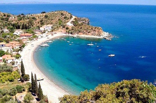 Де відпочити в Греції