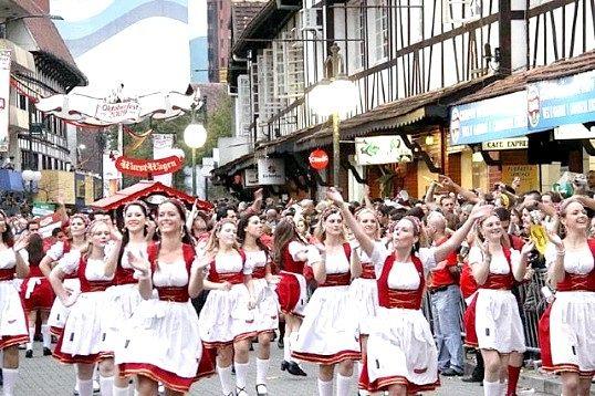 Де проходить осіннє свято пива «Октоберфест»