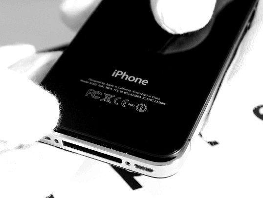 Де виробляють apple iphone