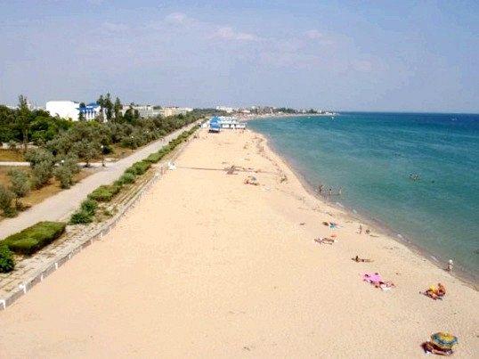 Де найчистіші пляжі в криму