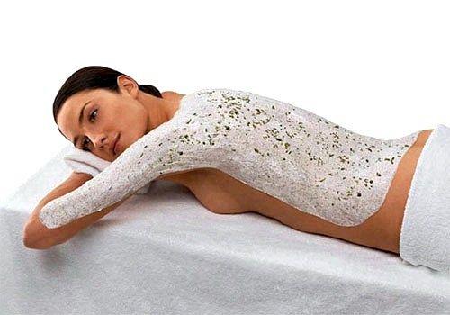 Глиняні обгортання для тіла