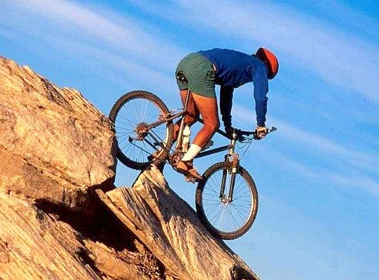 Гірський велосипед: характеристики та особливості