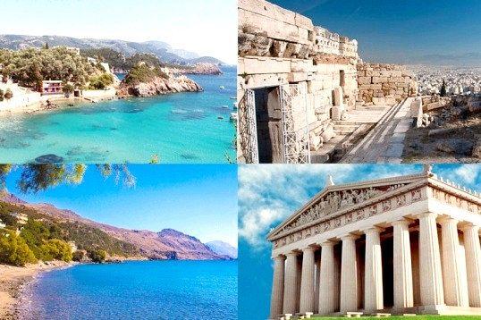 Греція - материк або острова