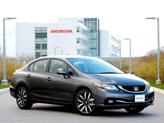 Honda civic: характеристики та особливості