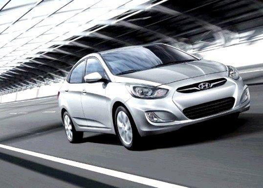 Hyundai accent: характеристики та особливості