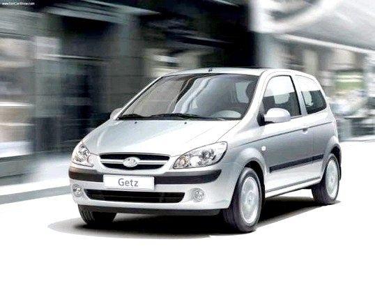 Hyundai getz: переваги та недоліки