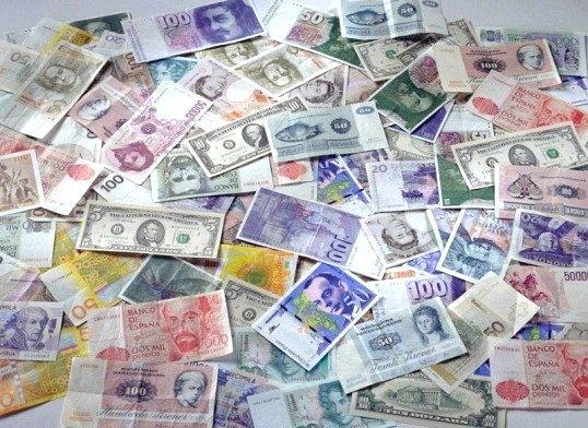 З чого виготовляють грошові купюри