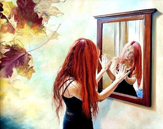 Як роблять дзеркало