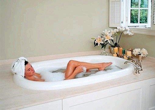 Як робити гімнастику у ванні